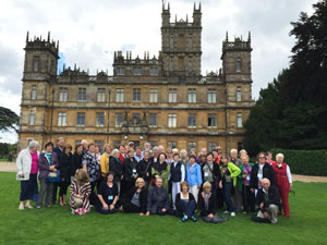 Downton abbey and english castles 2017 fancy free holidays for Downton abbey tour tickets